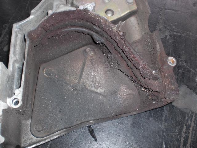 SYクラッチ修理作業開始 (5)