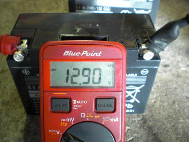 TBバッテリー交換シート修理 (3)
