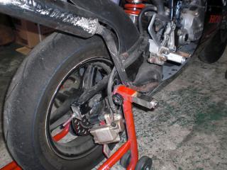 豆タイヤ交換 (1)