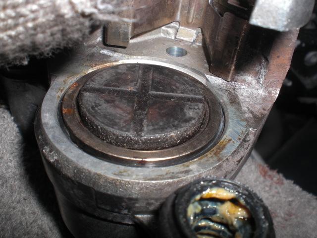 AK作業開始、後周りとエンジン (13)
