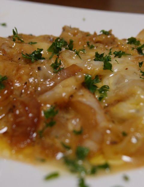 白菜チーズ炒め