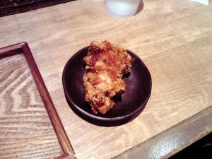 麺と心 7 から揚げ(1個)