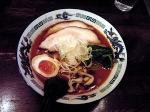 綿麺 フライデーナイト Part78 (14/11/14) 特製辛味噌☆豚骨ラーメン