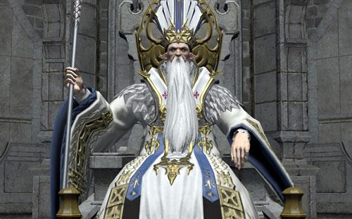イシュガルド教皇