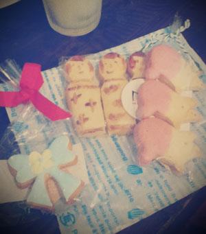 micarinaクッキー
