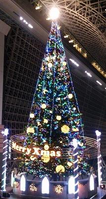 s-京都駅ツリー