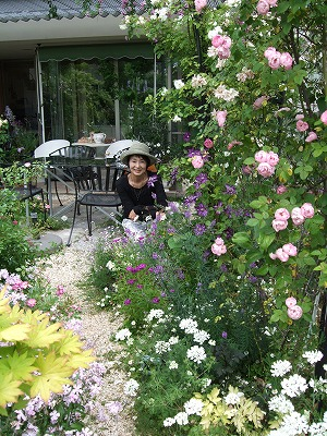 s-Jさんの庭②
