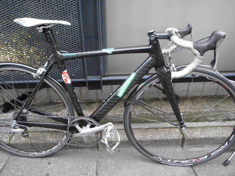 自転車の ハンズ 自転車 : 老い先はしれてるので今のうち ...