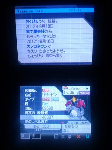 No.006 ★リザードン-2