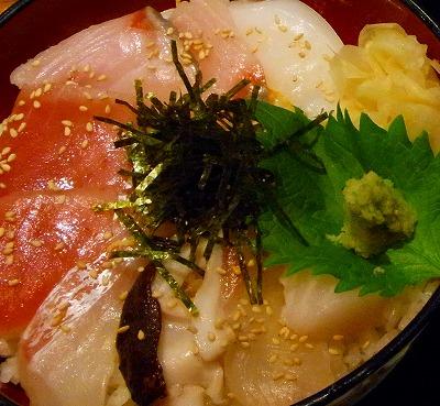 140204板前バル海鮮丼-2