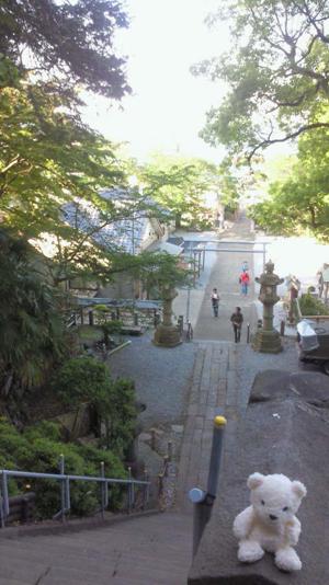 走水神社、金沢八景島2
