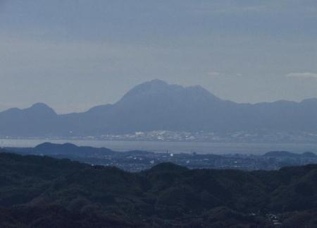 八楽と清水山頂 188