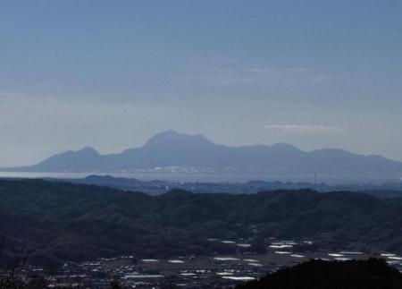 八楽と清水山頂 187