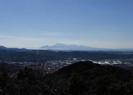 八楽と清水山頂 193