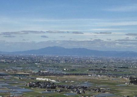 八楽と清水山頂 175