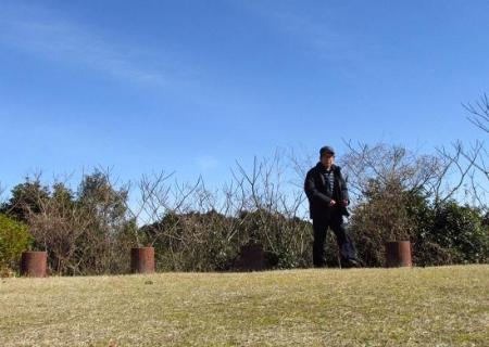 八楽と清水山頂 197