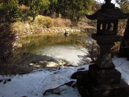 春のような天山残雪 018