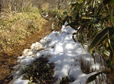 春のような天山残雪 062