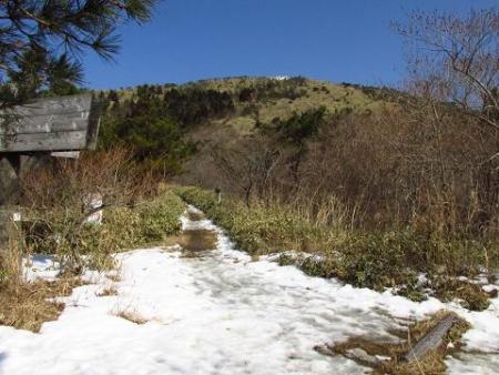 春のような天山残雪 056