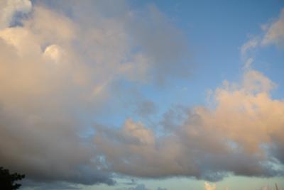 沖縄3 虹見えるかな?