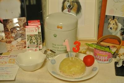 10.5 fooのケーキ