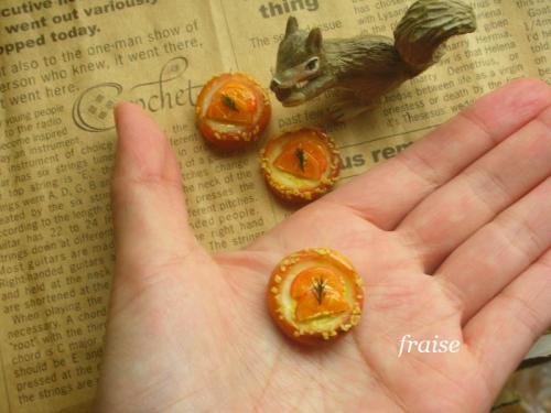オレンジカスタードパン5