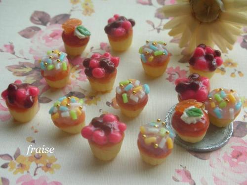ミニカップケーキ1