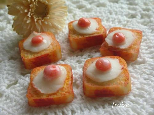 目玉焼き食パン9