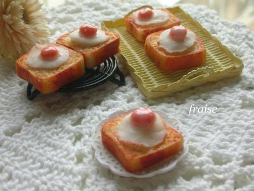 目玉焼き食パン10