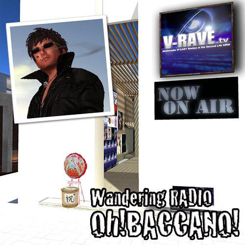 セカンドライフテレビV-RAVE.tv