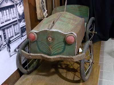 足コギ自動車