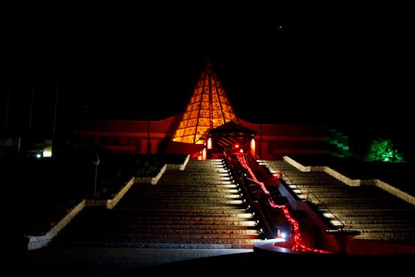 夜のミュージアム