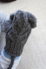 Toddler or Small Child's Mittens