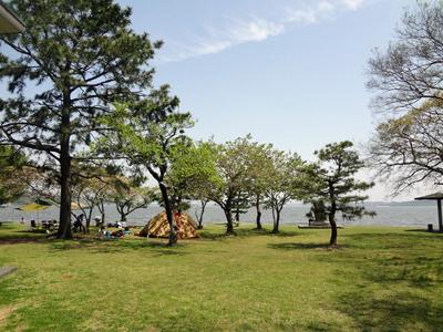 涸沼親沢公園