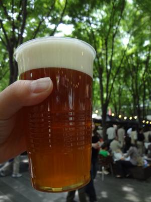 けやき広場ビール祭り3