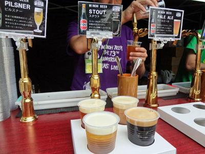 けやき広場ビール祭り7