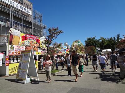 豊洲オクトーバーフェスト2012
