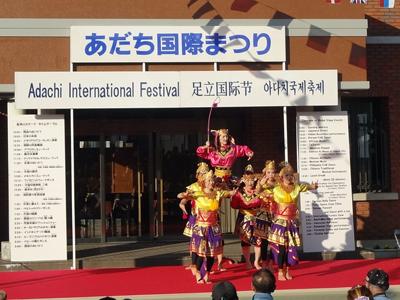 あだち国際まつり2012