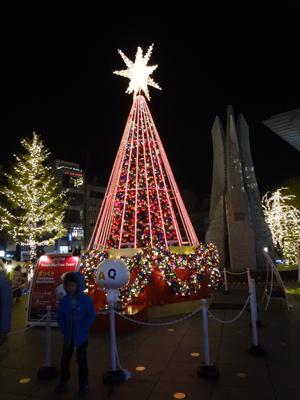 スカイツリークリスマス