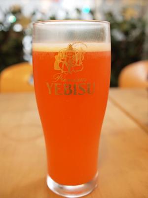 にんじんビール