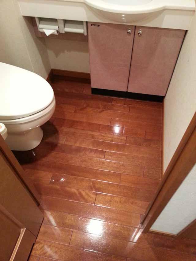 【アフター】トイレ