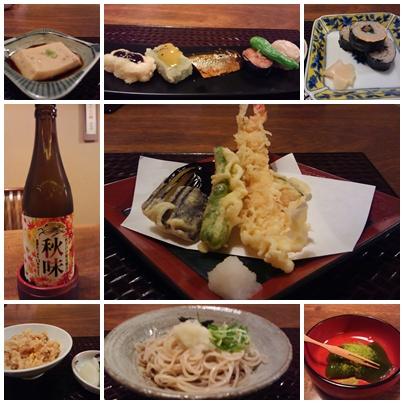 京都蕎麦屋1