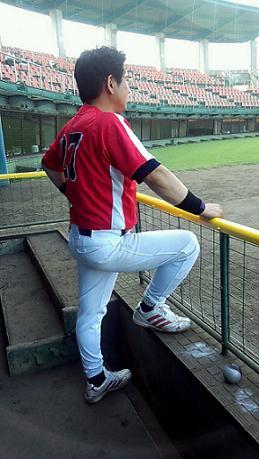 野球 添田さん2