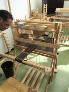 10万円機織り機