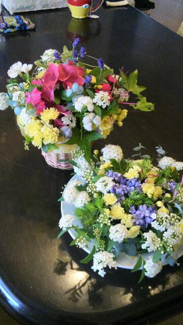 2012042915190000お迎えの花