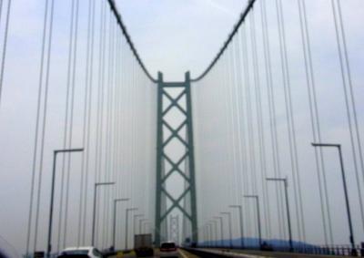 120725明石大橋を渡ります再び