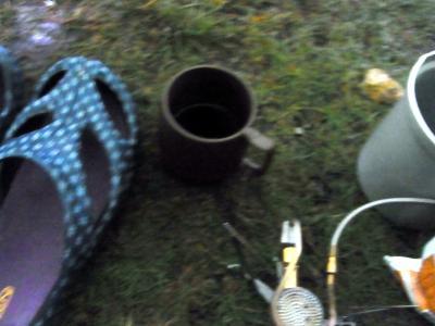 120916朝の温かな珈琲