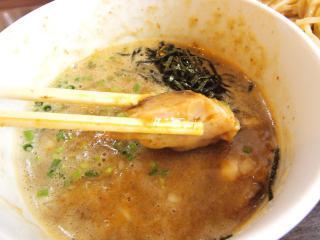 つけ麺 弥七 (18)