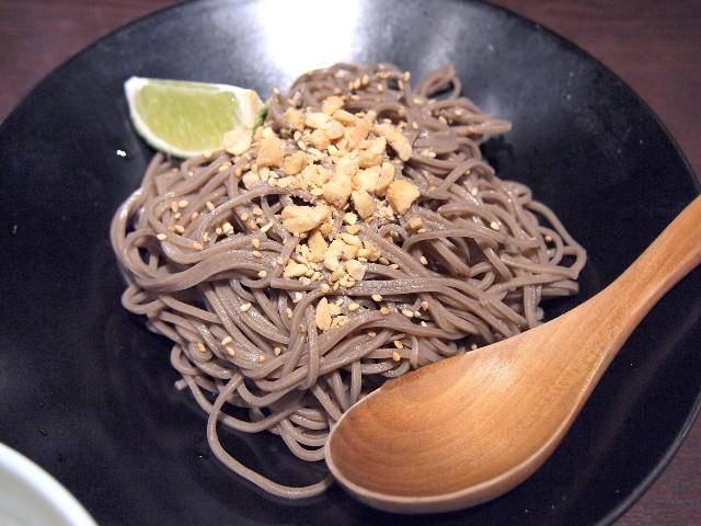 蕎麦COMBO WATANABE (19)