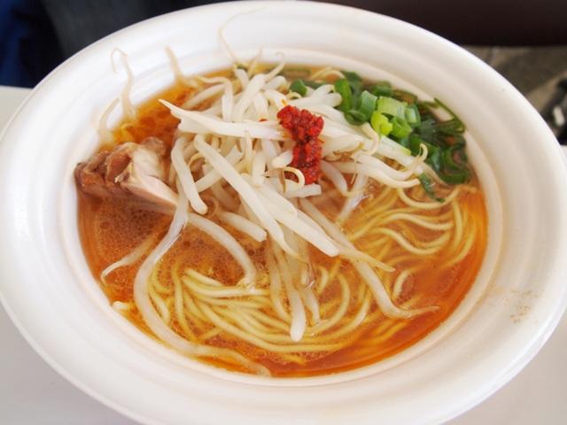 鶏と甘海老のがっつり醤油 (1)